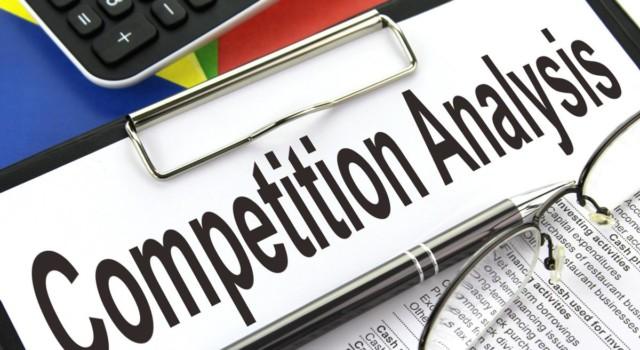 دراسة وتحليل المنافسين في التجارة الالكترونية